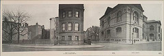 East 70th St. - Lenox Library - East 71st St. - Mrs N.E. Baylies, N.E. Cor. 71st St. & 5th Ave.]. Welles & Co. -- Publisher. c1911