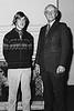 Kevan Wackett and Mr Derek Clarke, 1981