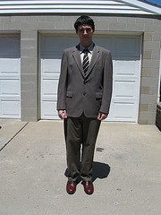 suit by flickr user pretendtious