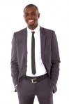 business man with hands in pockets by Ambro on FreeDigitalPhotos