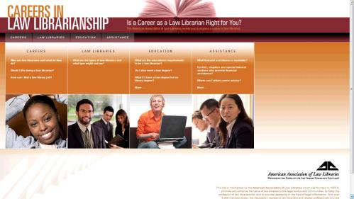 Careers in Law Librarianship
