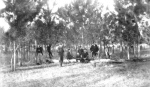 Hunting Party in the Pinelands by the Florida State Archives