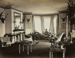 Interior of the Drawing Room, Mar Lodge