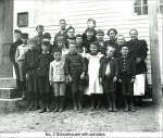 School No.2 Students in Dublin New Hampshire 2