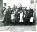 School No.2 Students in Dublin New Hampshire 2