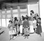 School girls in Algeria
