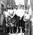 School group, Culp, Arkansas