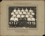 Sydney Primary Schools (N.S.W Rep. Team), 1922 who beat Q'ld [Queensland] Reps. 2 Matches to 1