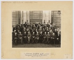 Australian Institute of Librarians' inaugural meeting at Canberra, August 20, 1937. Photographer A. Collingridge, Canberra