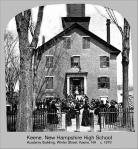 Keene High School, (Keene Academy), Keene, New Hampshire