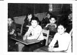 School Children In Anzac Alberta
