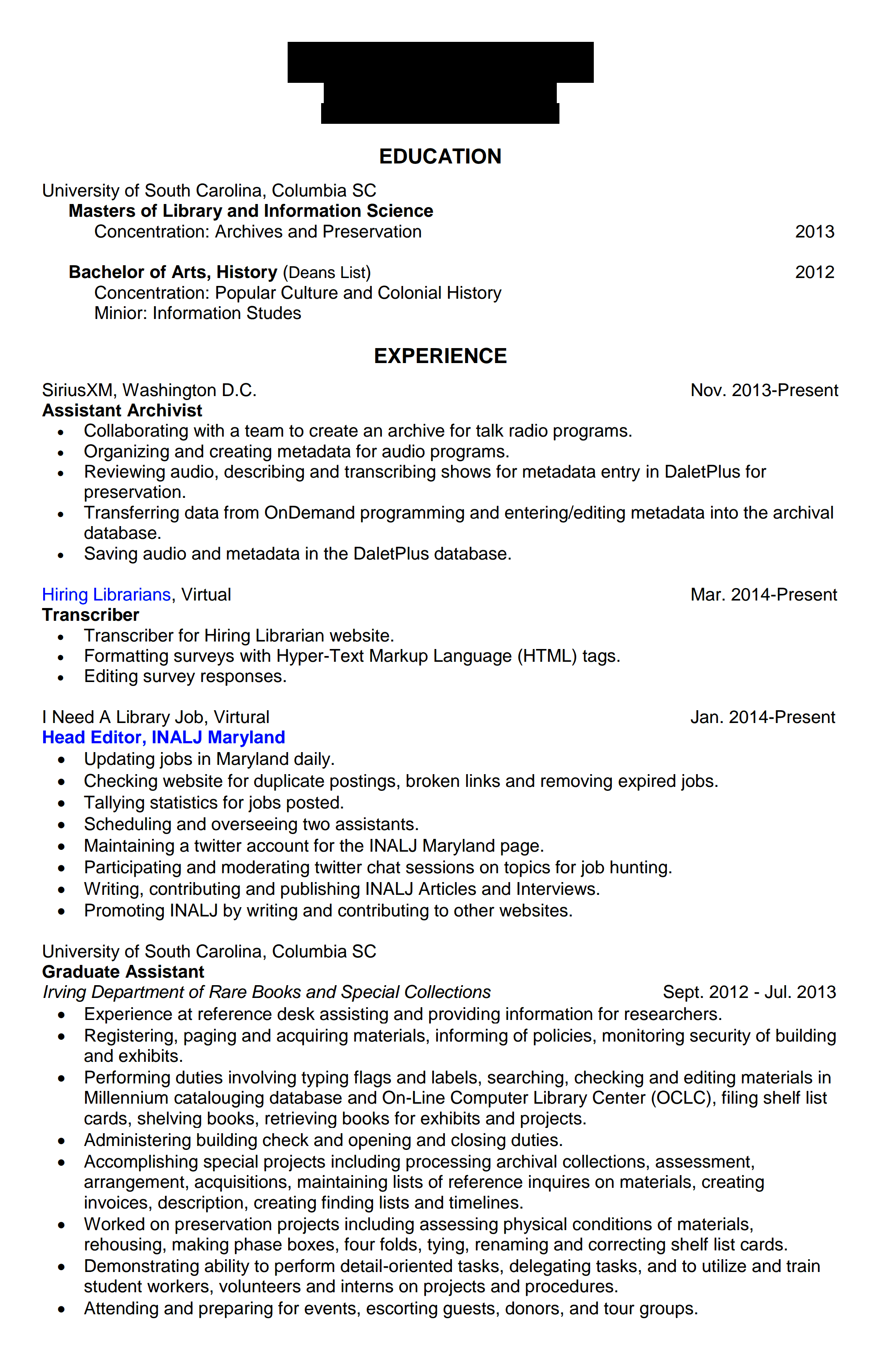 audio visual technician resume objective top free resume