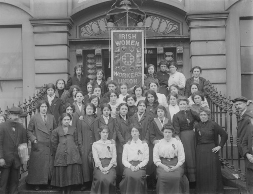 irish women's workers union