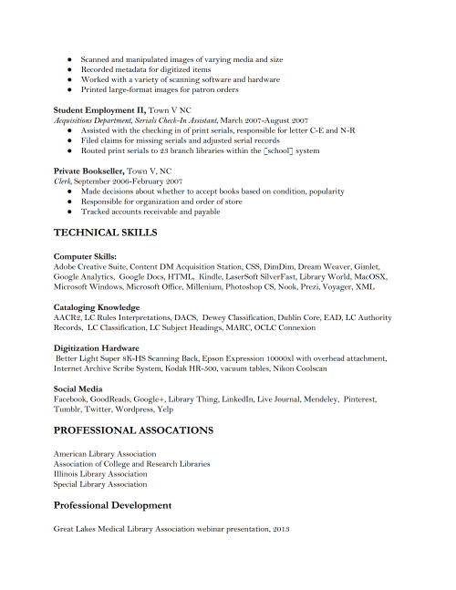 librarian cover letter ideas resume office support cio