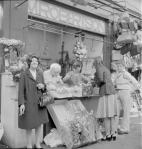 M. Robertson florists, Grainger Market