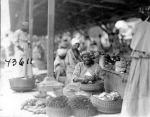 Market scene in Paramaribo