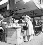 Vegetable MArket in Stocklholm 1951
